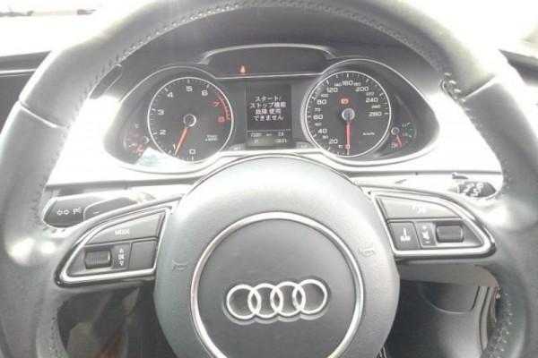 Audi A4 ALLROAD 2012
