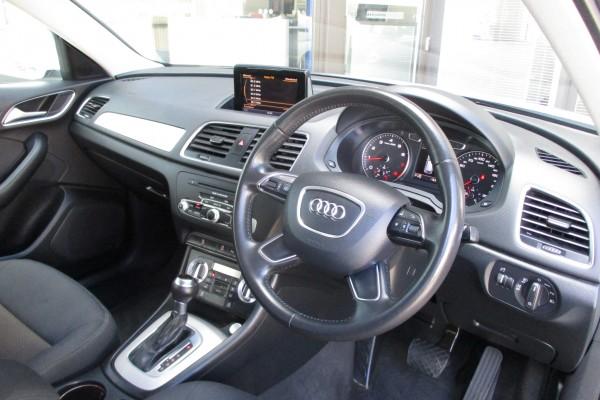 Audi Q3 2.0TFSI 2013