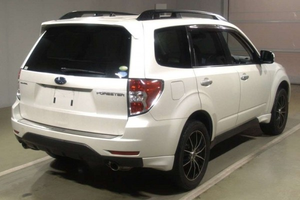 Subaru Forester 2.0XS FACE 2011