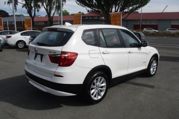 BMW X3 28I X-DRIV 2011