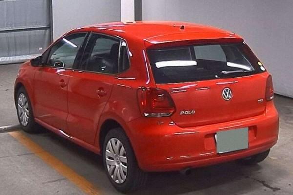 Volkswagen Polo 1.2TSI COM 2011
