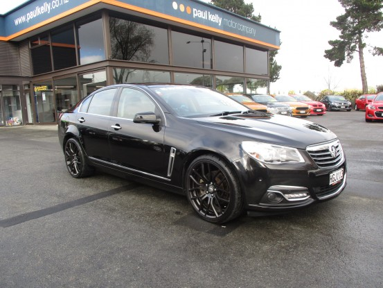 Holden Commodore CALAIS V 2014