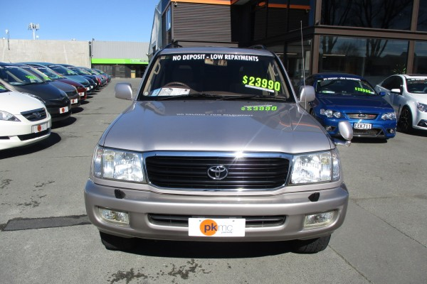 Toyota Landcruiser VX LTD G 1999