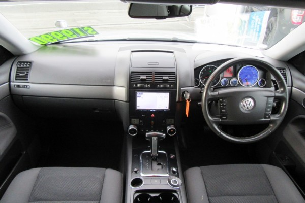 Volkswagen Touareg V6 2008