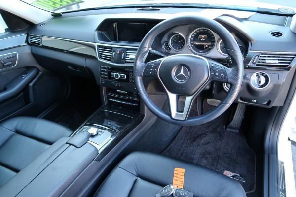 Mercedes-Benz E 350 DIESEL AVA 2012