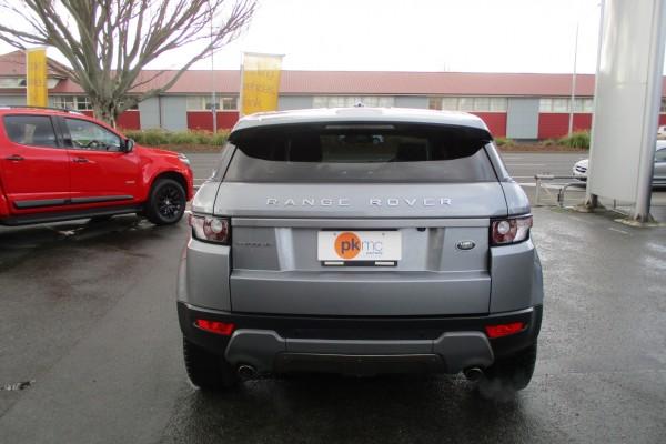 Land Rover RANGE ROVER EVOQUE PURE AWD 2014