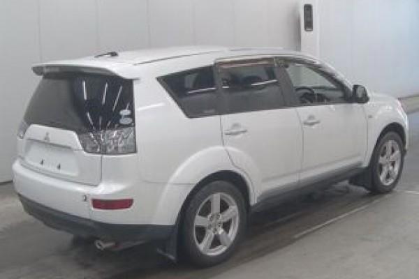 Mitsubishi Outlander 2.4G 4WD 2005