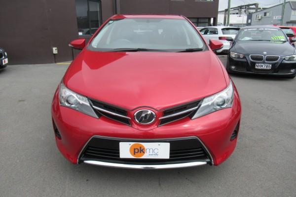Toyota Auris 150X 2013