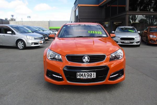 Holden Commodore SV6 VF 2014