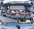 Subaru WRX STI A LINE 2012