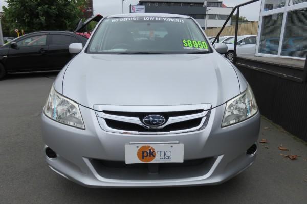 Subaru Exiga 2.0I 2WD 2009