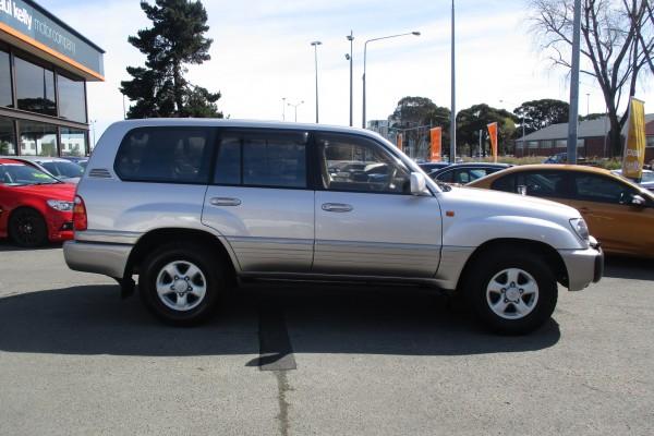 Toyota Landcruiser VX LIMITED 1999