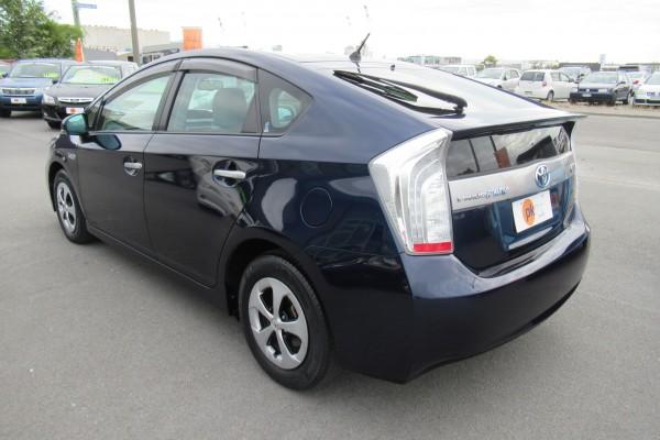 Toyota Prius PHV 1.8G PHV 2012