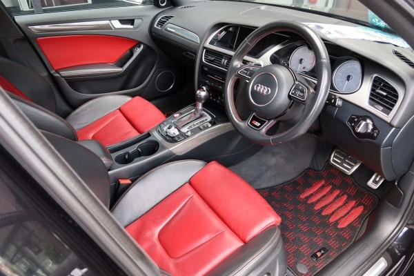 Audi S4 QUATTRO 2014