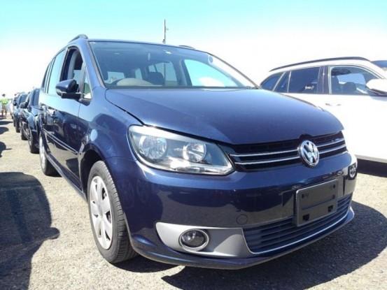 Volkswagen Touran 1.4TSI COM 2012