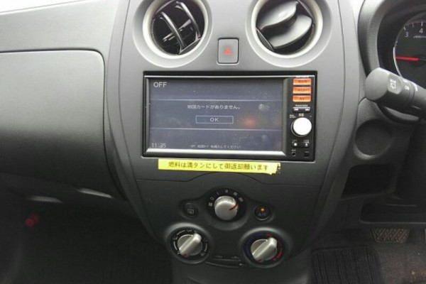 Nissan Note 1.2S 2014