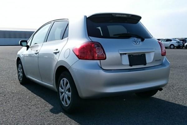 Toyota Corolla Auris 150XM 2008
