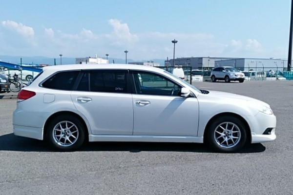 Subaru Legacy 2.5I L PAC 2011