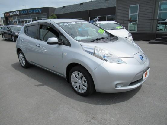 Nissan Leaf 24S 2013