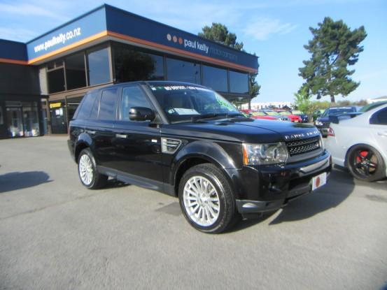 Land Rover Range Rover SPORT 5.0 2010
