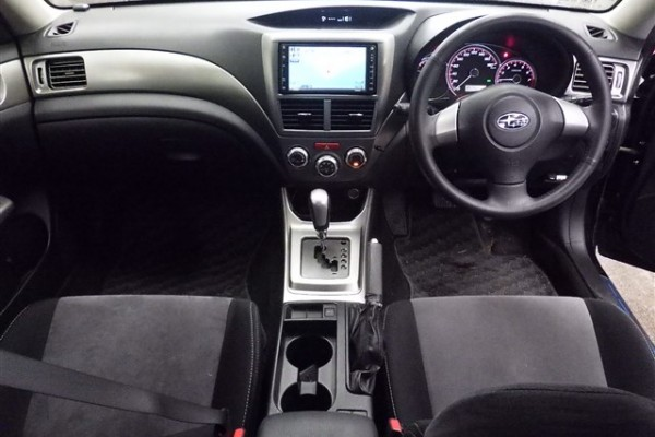 Subaru Impreza 1.5I-S 2WD 2009