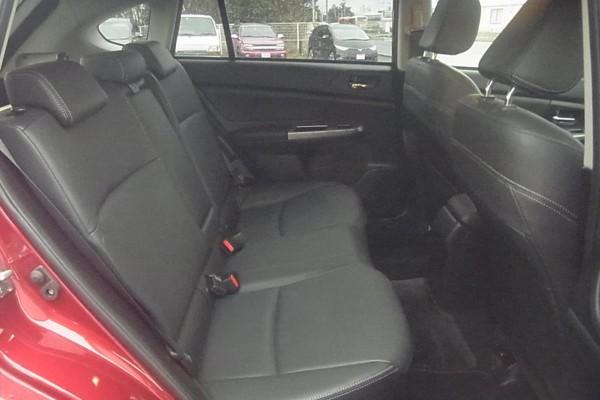 Subaru Impreza XV 4WD HYBRID 2014