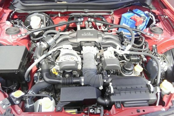 Subaru BRZ 2.0R 2014