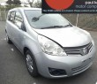 Nissan Note 1.5X 2012