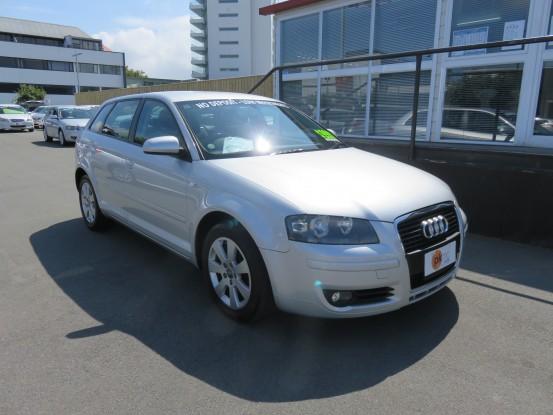 Audi A3 1.8T FSI 2007
