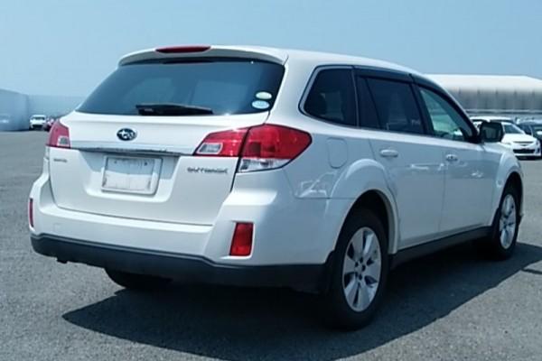 Subaru Outback 2.5I L SI- 2010