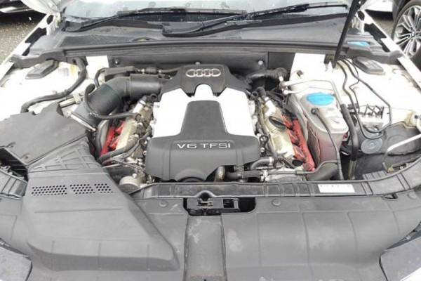 Audi S4 3.0 QUATTR 2012