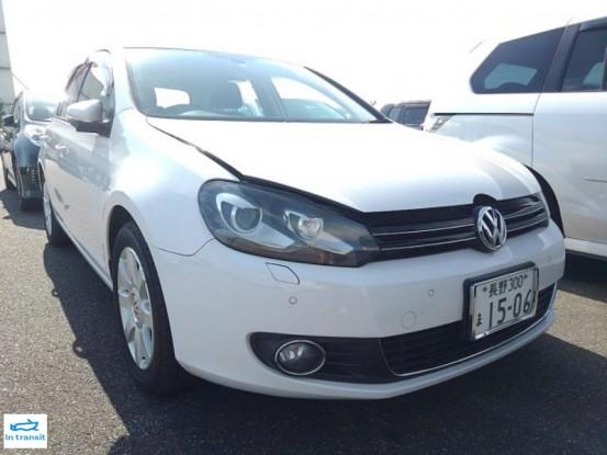 Volkswagen Golf 1.4 TSI HI 2011