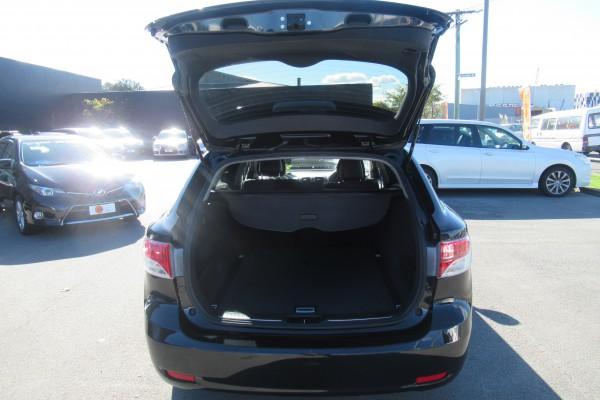 Toyota Avensis 2.OXI 2011