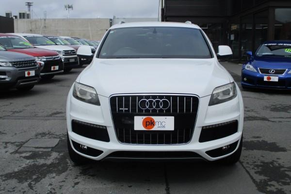 Audi Q7 3.0TFSI S- 2013