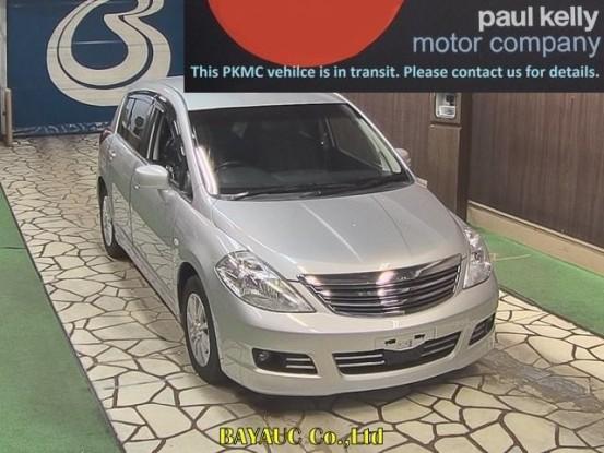 Nissan TIIDA AXIS 2010