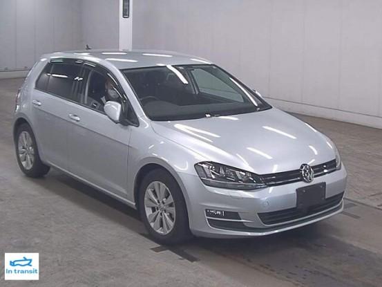Volkswagen Golf 1.2 TSI CO 2014