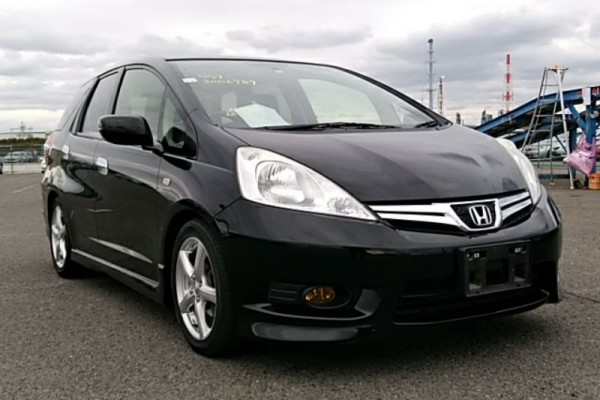Honda Fit SHUTTLE15X 2012