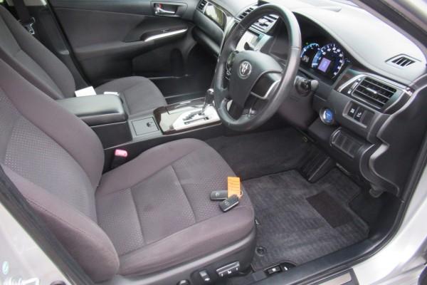 Toyota Camry HYBRID G 2012