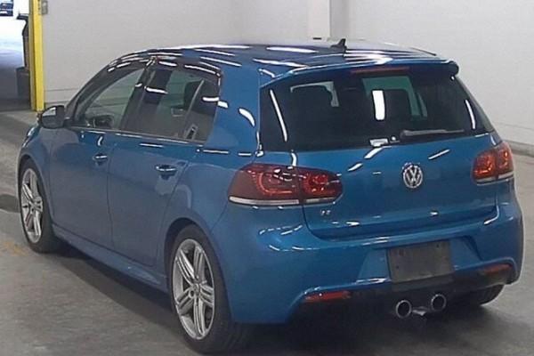 Volkswagen Golf R AWD TURB 2011