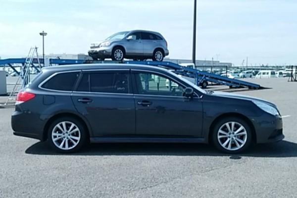 Subaru Legacy 2.5I EYE 2012
