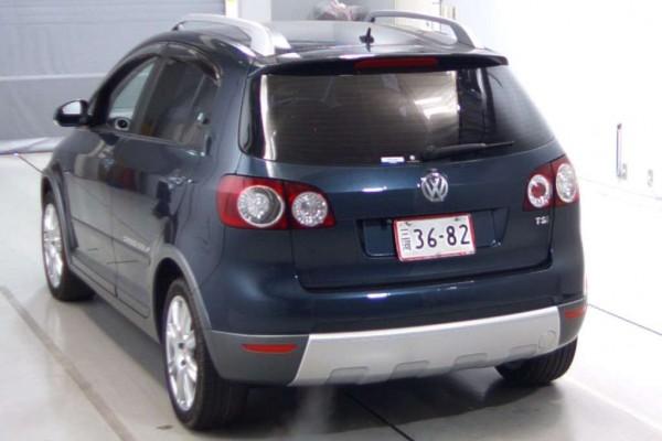 Volkswagen Cross Golf 1.4TSI 2008