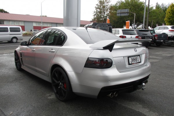 Holden HSV GTS  2007
