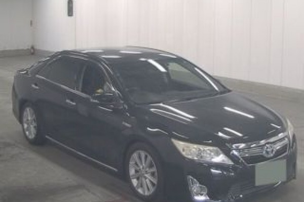 Toyota Camry HYBRID 2.5 2012