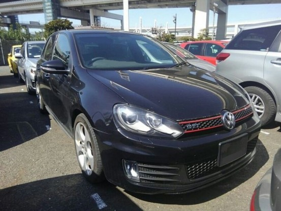 Volkswagen Golf GTI LEATHE 2010