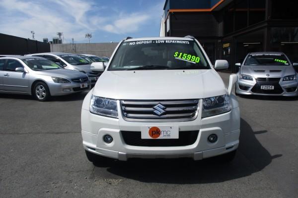 Suzuki Escudo SOLOMON 2008