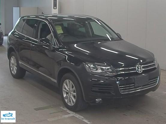 Volkswagen Touareg V6 2012