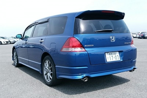 Honda Odyssey ABSOLUTE 2005
