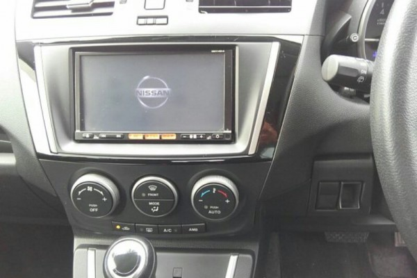 Nissan Lafesta HIGHWAY ST 2014