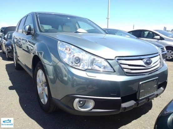 Subaru Outback 2.5I-L 2010