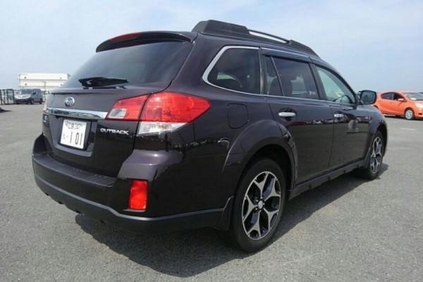 Subaru Outback 2.5I EXE 2013